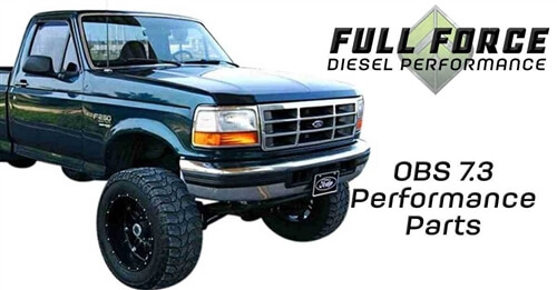 Ford 73 Powerstroke Diesel Parts