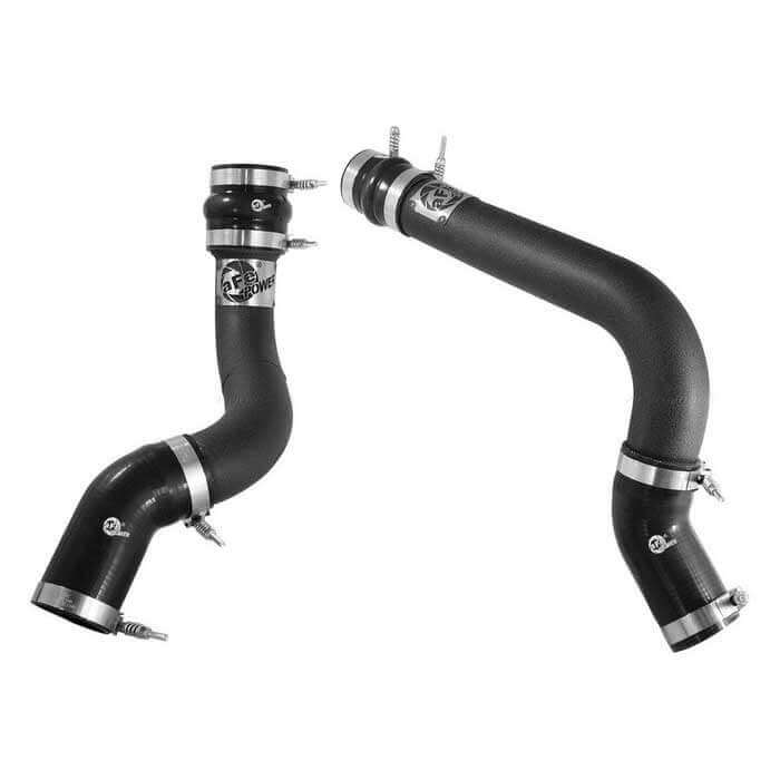 AFE Complete Intercooler Pipe Kit - 6.7 Cummins 2007.5-2016