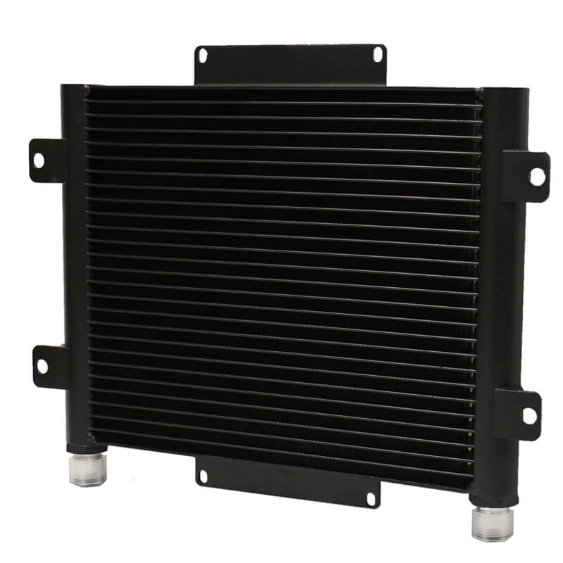 BD Xtruded Aux Transmission Cooler
