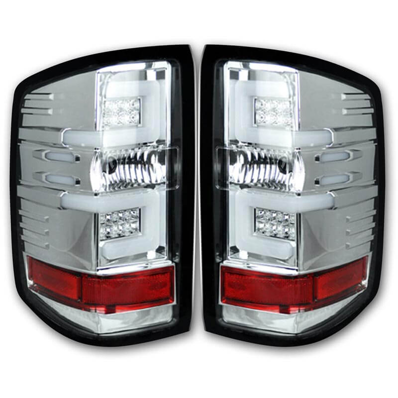 Recon Clear OLED Tail Lights