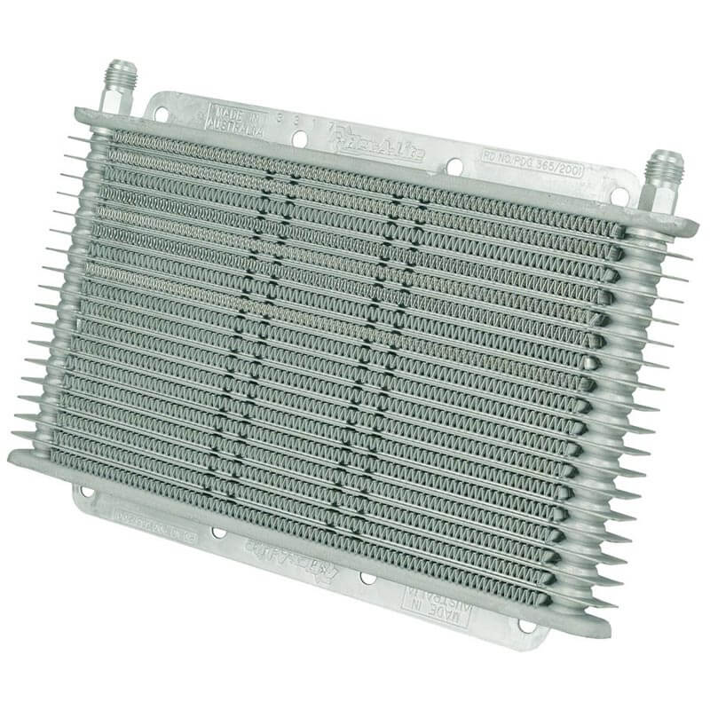 17-Row Transmission Oil Cooler