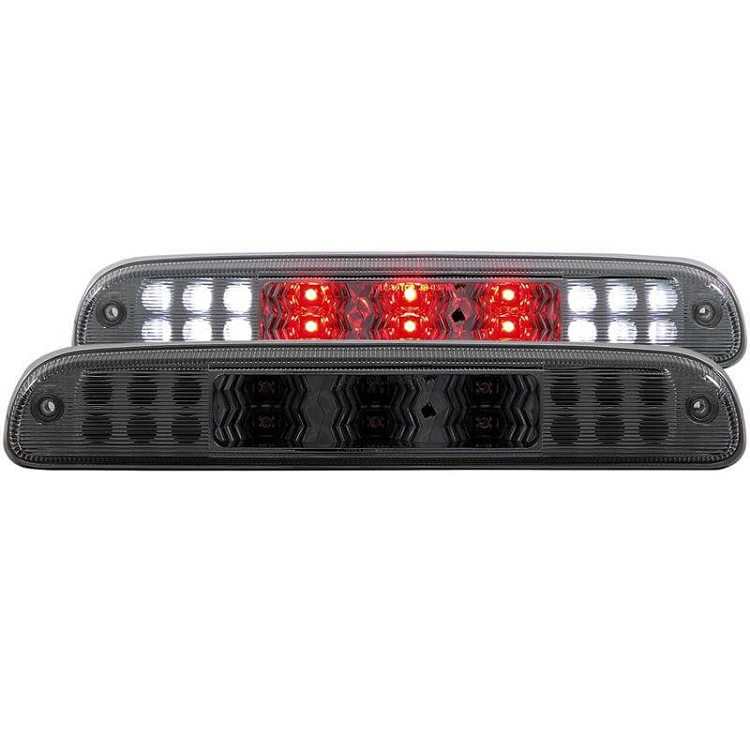 Anzo Smoked LED 3rd Brake Light - Powerstroke 1999-2016