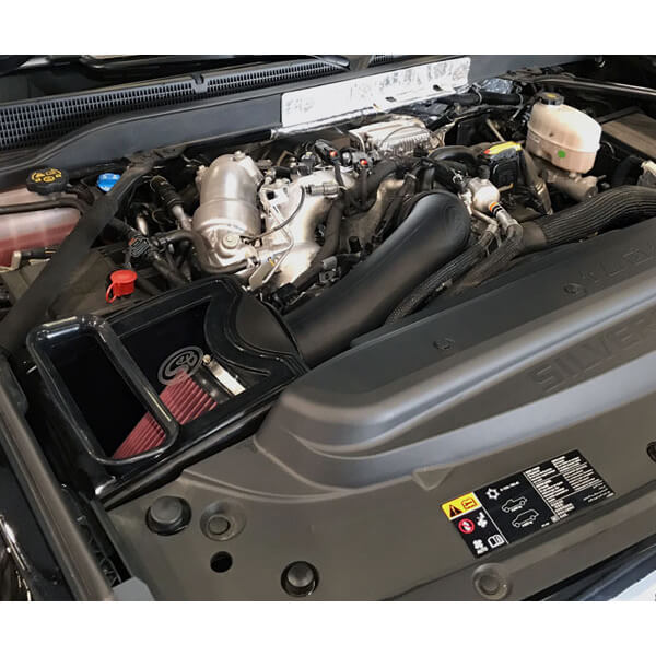 S/&B COLD AIR INTAKE 2018 FORD F150 ECOBOOST 2.7 3.5 TURBO 43/% INCREASE AIRFLOW
