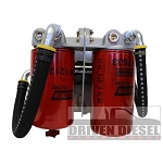 Driven Diesel Fuelab Fuel System - 7.3|6.0 Powerstroke 1999-2007