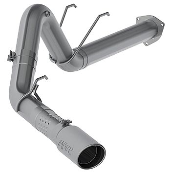 MBRP 5 Inch 409SS Filter Back Exhaust