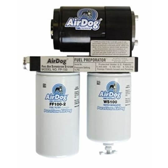 Airdog 150gph Lift Pump Fuel System