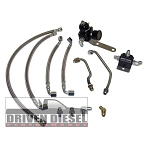OBS Regulated Return Kit - Fuel Bowl Delete - 7.3 Powerstroke 1994-1997