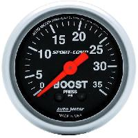 Sport Comp 35 PSI Boost Gauge