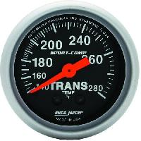 Autometer Sport Comp Transmission Temperature Full Sweep