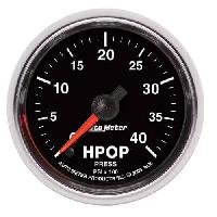 AutoMeter GS HPOP Gauge