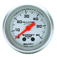 Autometer Ultra Lite 60 PSI Boost Gauge
