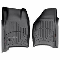 Weathertech Digitalfit Front Floorliner (without shifter) - 7.3|6.0 Powerstroke 1999-2007