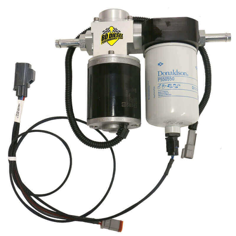 BD Flow Max Lift Pump System - 6.4 Powerstroke 2008-2010