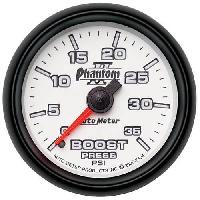 Autometer Phantom 2 35 PSI Boost Gauge