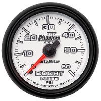 Autometer Phantom 2 60 PSI Boost Gauge