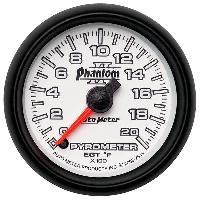 Autometer Phantom 2 2000 Degree Pyrometer