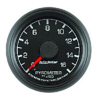 Auto Meter Factory Match 1600 Degree Pyrometer
