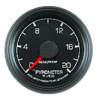 Auto Meter Factory Match 2000 Degree Pyrometer