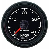 AutoMeter Factory Match HPOP Gauge
