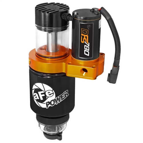 AFE Boost Activated Fuel System