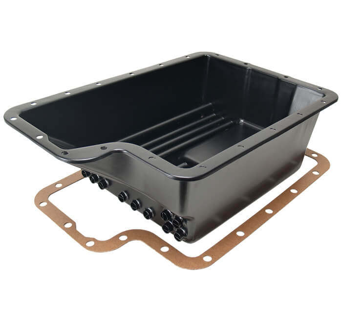 Derale Transmission Cooling Pan - Powerstroke 1994-2010