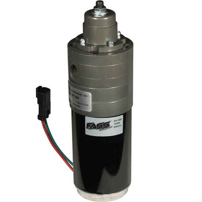 Fass 220GPH Fuel Pump