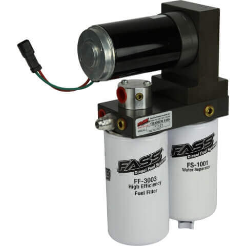 FASS 165GPH Lift Pump Fuel System - 6.7 Powerstroke 2011-2016
