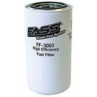 Fass Fuel System Fuel Filter