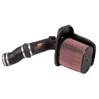 K&N FIPK Cold Air Intake - 6.0 Powerstroke 2003-2007