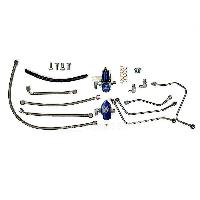 Sinister Diesel Regulated Return Kit - 6.0 Powerstroke 2003-2007
