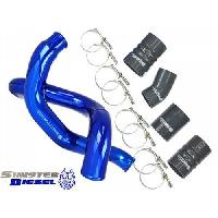 Sinister Diesel Passenger Side Intercooler Pipe Kit