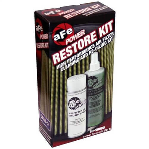 Afe Gold Pro Guard 7 Filter Cleaning Restore Kit