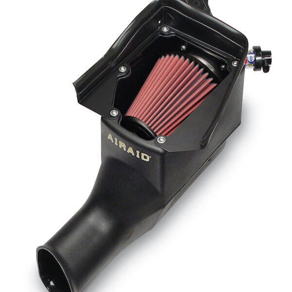 AirAid Cold Air Intake - 6.0 Powerstroke 2003-2007