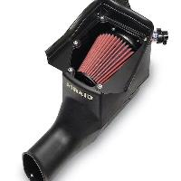 Airaid Synthamax Dry Filter Intake System - 6.0 Powerstroke 2003-2007