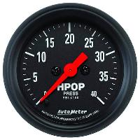 HPOP Gauge Autometer Z Series