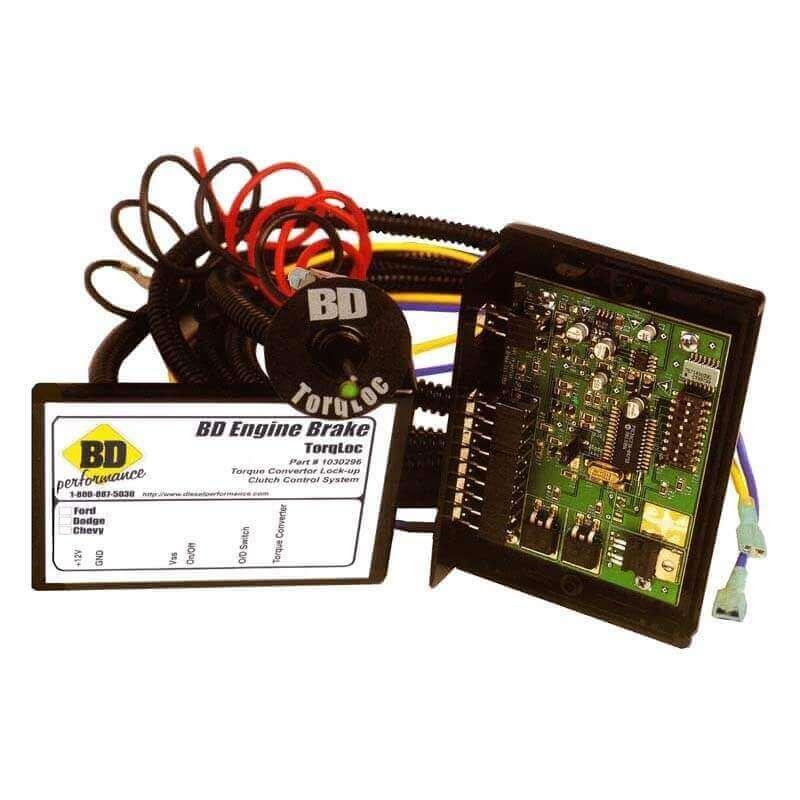 Converter Lock Up Controller - 7 3 Powerstroke   BD 1030395