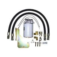 BD Diesel 4R100 Transmission Filter Kit - 7.3 Powerstroke 1999-2003