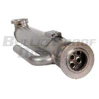 Bullet Proof Round EGR Cooler - 6.0 Powerstroke 2003-2004