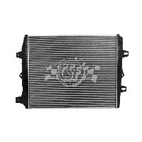 CSF OEM Replacement Radiator - LML Duramax 2011-2016