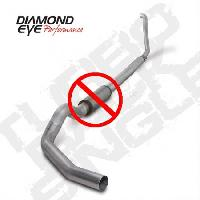 OBS Diamond Eye Exhaust 5 Inch -  7.3 Powerstroke 1994-1997