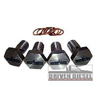 Driven Diesel Banjo Bolts - 6.0 Powerstroke 2003-2007