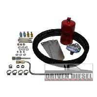Driven Diesel Pre-Pump Kit - Hutch Mod - 7.3 Powerstroke 1999-2003