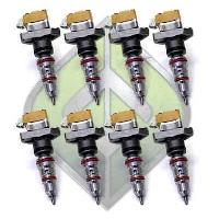 OBS Stock Flow AA Injectors Set - 7.3 Powerstroke 1994-1997