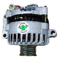 Mean Green High Output Alternator