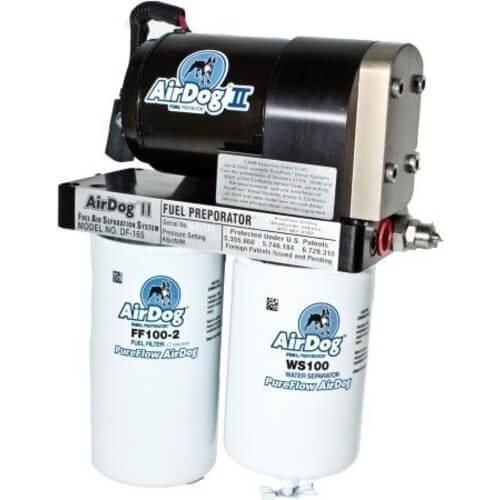 LML Duramax Airdog 100gph 4G Lift Pump Fuel System on