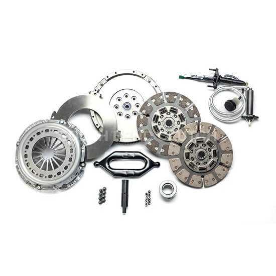 South Bend Street Dual Disc Clutch