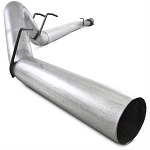 MBRP 5 Inch Competition Downpipe Back Exhaust - AL