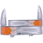Anzo Euro Parking Lights - 7.3|6.0 Powerstroke 1999-2004