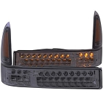 Anzo Smoked LED Parking Lights - 7.3|6.0 Powerstroke 1999-2004