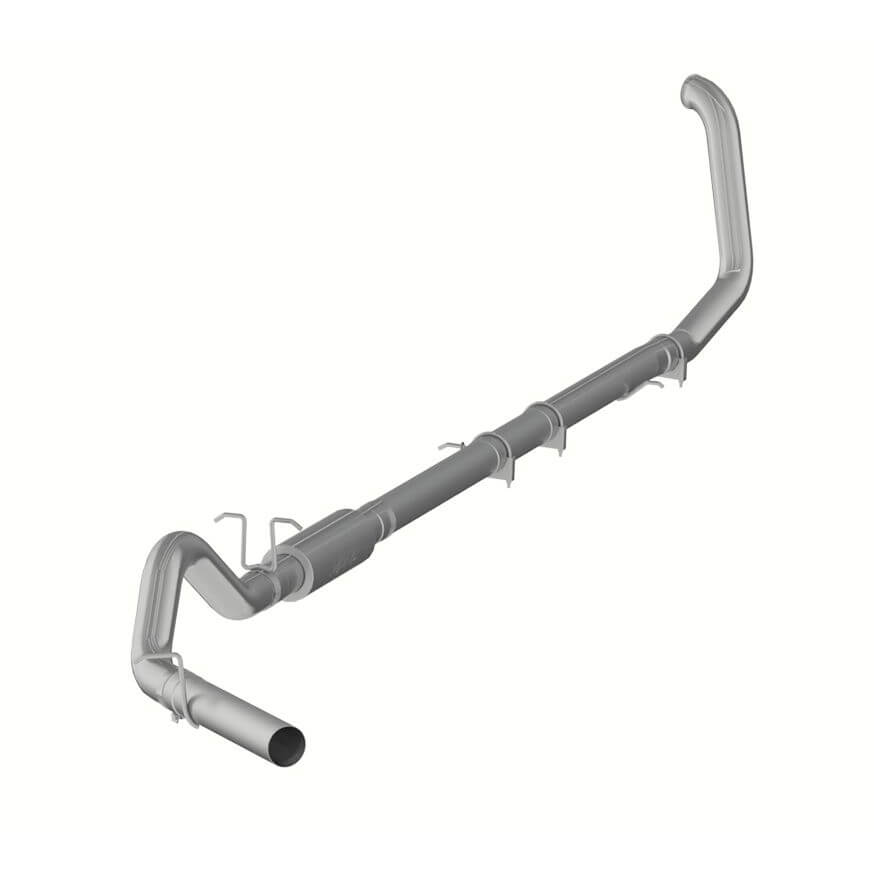 MBRP Exhaust 4 Inch Aluminized TB with Muffler